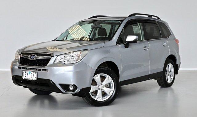 Used Subaru Forester 2.5i-L CVT AWD, Thomastown, 2015 Subaru Forester 2.5i-L CVT AWD Wagon