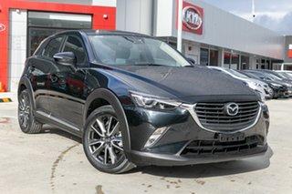 Used Mazda CX-3 Akari SKYACTIV-MT, Springvale, 2015 Mazda CX-3 Akari SKYACTIV-MT DK2W76 Wagon