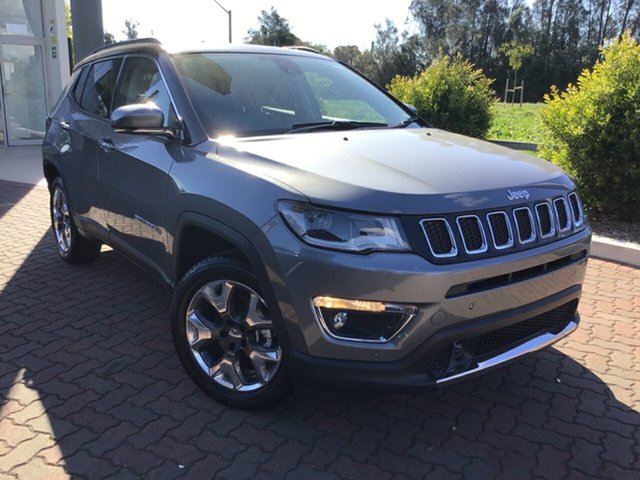 Discounted New Jeep Compass Limited, Narellan, 2020 Jeep Compass Limited SUV