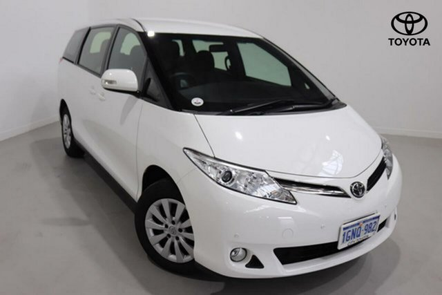 Used Toyota Tarago GLi, Northbridge, 2018 Toyota Tarago GLi Wagon