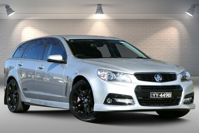 Used Holden Commodore SS V Sportwagon Redline, Nailsworth, 2015 Holden Commodore SS V Sportwagon Redline Wagon