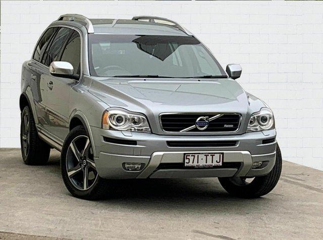 Used Volvo XC90 D5 R-Design (AWD), Moorooka, 2014 Volvo XC90 D5 R-Design (AWD) Wagon