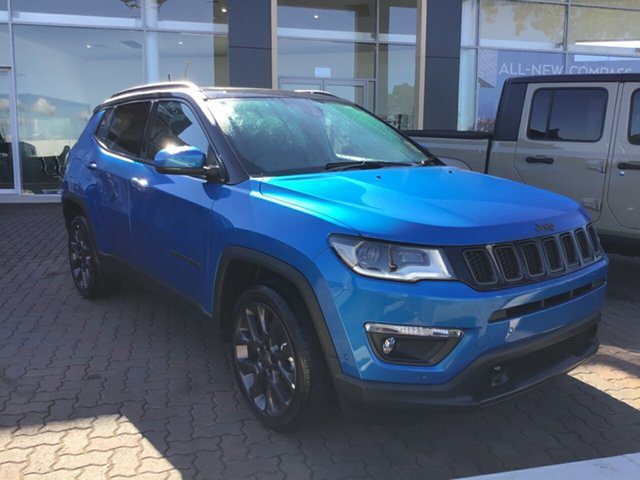 Discounted New Jeep Compass S-Limited, Narellan, 2020 Jeep Compass S-Limited SUV