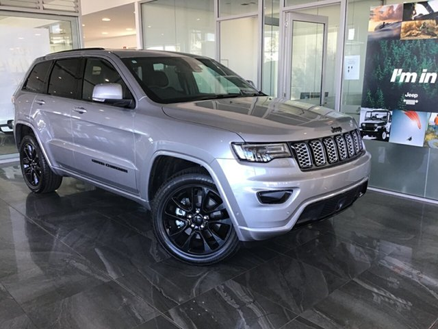Discounted New Jeep Grand Cherokee Night Eagle, Narellan, 2020 Jeep Grand Cherokee Night Eagle SUV