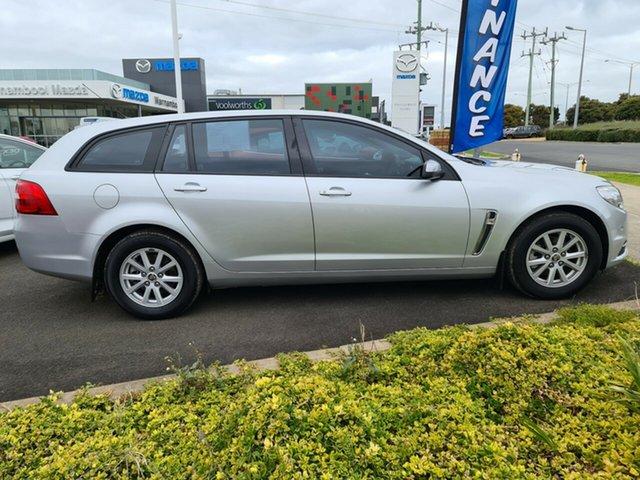 Used Holden Commodore Evoke Sportwagon, Warrnambool East, 2016 Holden Commodore Evoke Sportwagon Wagon