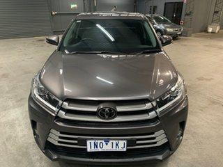 2018 Toyota Kluger GX 2WD Wagon.