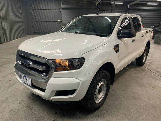 Used Ford Ranger XL Double Cab 4x2 Hi-Rider, Cranbourne, 2015 Ford Ranger XL Double Cab 4x2 Hi-Rider Utility