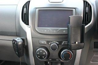 2014 Holden Colorado LX Crew Cab Cab Chassis.