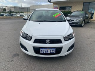 2016 Holden Barina CD Sedan.