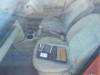2003 Mazda 2 Maxx Hatchback.