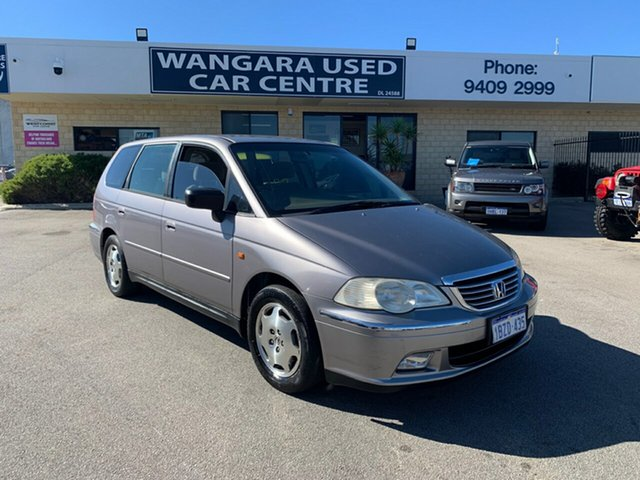 Used Honda Odyssey (7 Seat), Wangara, 2002 Honda Odyssey (7 Seat) Wagon