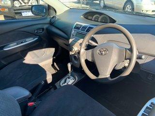 2006 Toyota Yaris YRS Sedan.