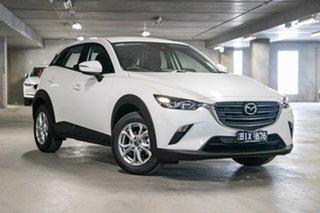 Demonstrator, Demo, Near New Mazda CX-3 Maxx Sport (FWD), Mulgrave, 2020 Mazda CX-3 Maxx Sport (FWD) DK MY19 Wagon