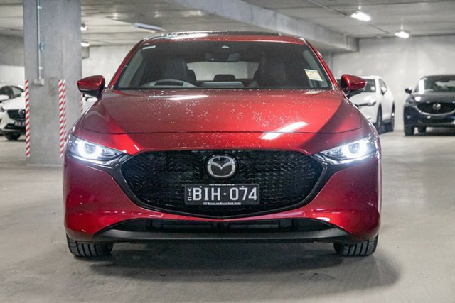 Demonstrator, Demo, Near New Mazda 3 G25 Astina, Mulgrave, 2020 Mazda 3 G25 Astina BP Hatchback