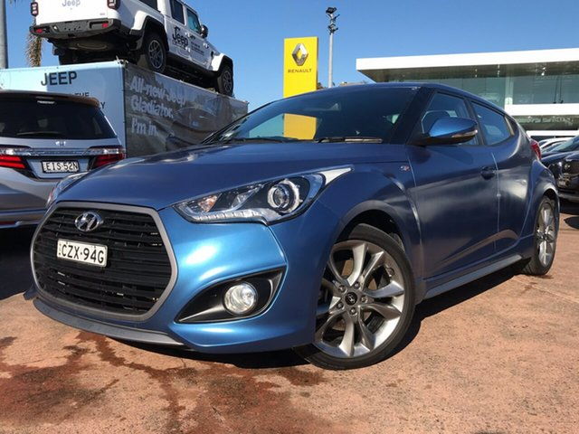 Used Hyundai Veloster SR Turbo, Brookvale, 2015 Hyundai Veloster SR Turbo Coupe