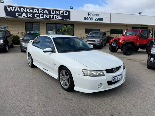 Used Holden Commodore SV6, Wangara, 2005 Holden Commodore SV6 Sedan