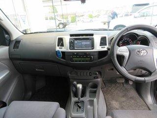 2012 Toyota Hilux SR5 (4x4) Dual Cab Pick-up.