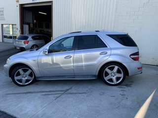 2010 Mercedes-Benz ML300 CDI Sports (4x4) Wagon.