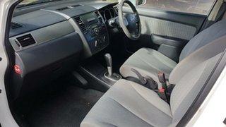 2009 Nissan Tiida ST Sedan.
