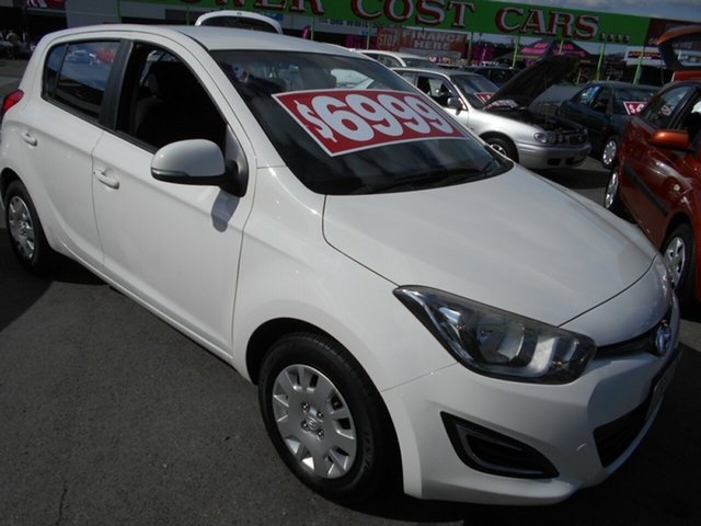 Used Hyundai i20 Active, Slacks Creek, 2013 Hyundai i20 Active Hatchback