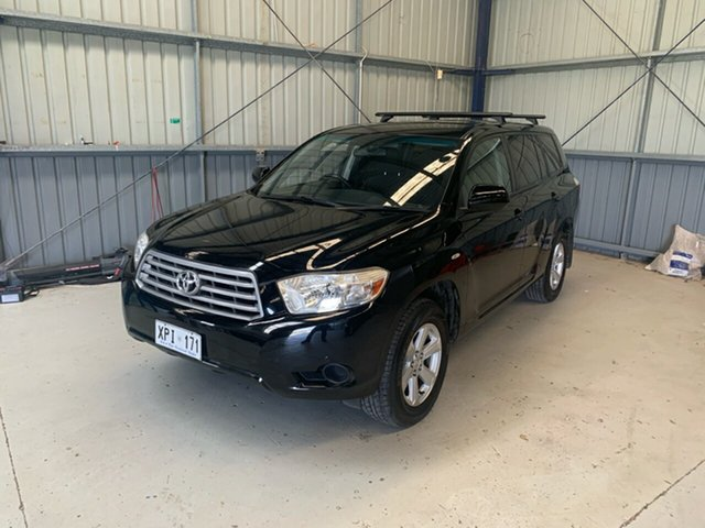 Used Toyota Kluger KX-R 2WD, Lonsdale, 2007 Toyota Kluger KX-R 2WD Wagon