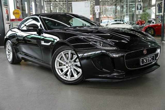 Used Jaguar F-TYPE V6, North Melbourne, 2016 Jaguar F-TYPE V6 Coupe