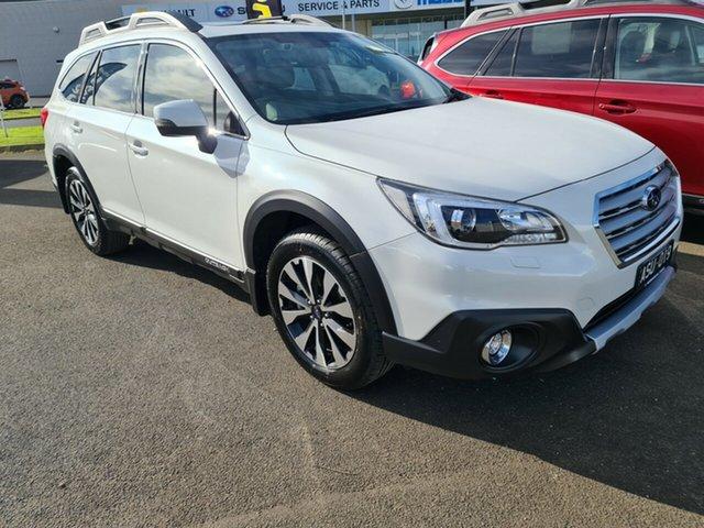 Used Subaru Outback 2.5i CVT AWD Premium, Warrnambool East, 2018 Subaru Outback 2.5i CVT AWD Premium Wagon