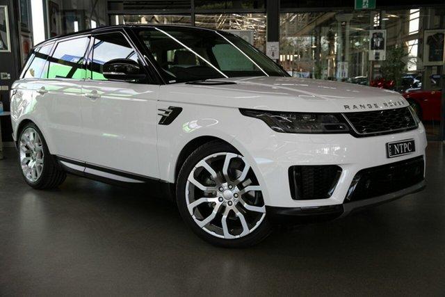 Used Land Rover Range Rover Sport SDV6 183kW SE, North Melbourne, 2019 Land Rover Range Rover Sport SDV6 183kW SE Wagon