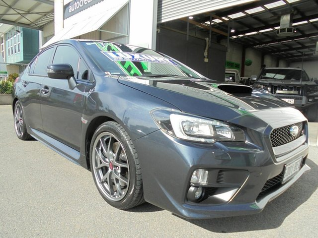 Used Subaru WRX STI AWD Premium, Edwardstown, 2014 Subaru WRX STI AWD Premium Sedan