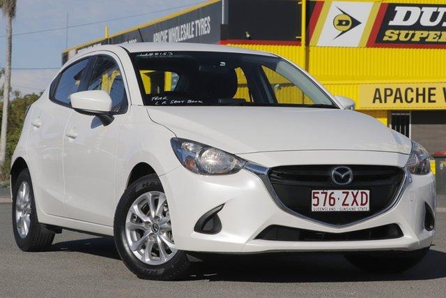 Used Mazda 2 Maxx SKYACTIV-Drive, Toowong, 2016 Mazda 2 Maxx SKYACTIV-Drive Hatchback
