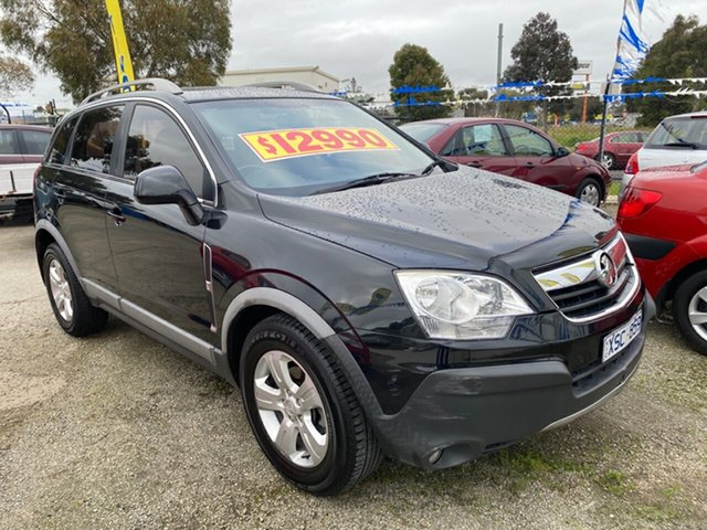 Used Holden Captiva 5 AWD, Cranbourne, 2010 Holden Captiva 5 AWD Wagon