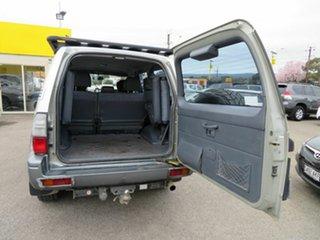 2002 Toyota Landcruiser Prado GXL (4x4) Wagon.