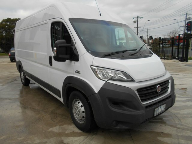 Used Fiat Ducato REFRIGERATED, Thomastown, 2016 Fiat Ducato REFRIGERATED Van