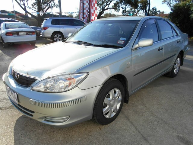 Discounted Used Toyota Camry Altise, Werribee, 2003 Toyota Camry Altise Sedan