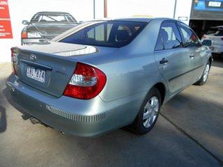 2003 Toyota Camry Altise Sedan.