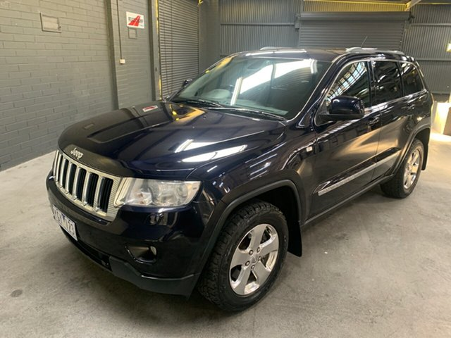Used Jeep Grand Cherokee Laredo, Cranbourne, 2010 Jeep Grand Cherokee Laredo Wagon