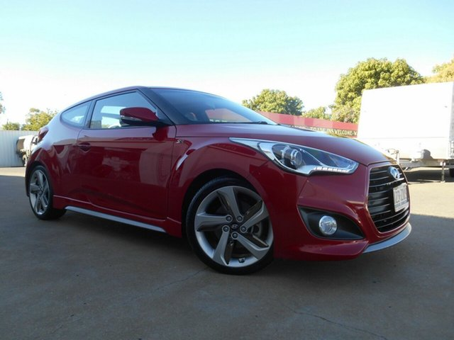 Used Hyundai Veloster SR Coupe Turbo, Mount Isa, 2012 Hyundai Veloster SR Coupe Turbo FS2 Hatchback
