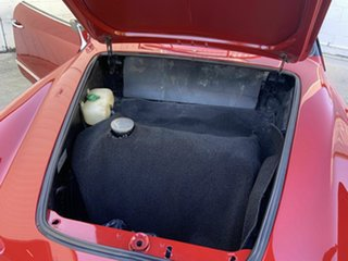 1960 Volkswagen Karmann Ghia Ghia Coupe.