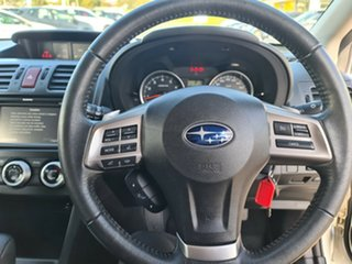 2014 Subaru XV 2.0i-L Lineartronic AWD Wagon.