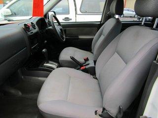 2007 Holden Rodeo LX Crew Cab 4x2 Utility.