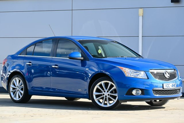 Used Holden Cruze Z Series, Pakenham, 2014 Holden Cruze Z Series JH Series II MY14 Sedan
