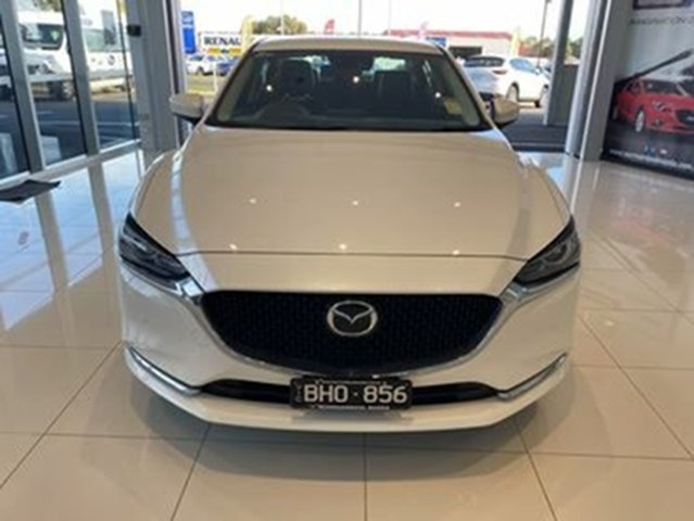 Demonstrator, Demo, Near New Mazda 6 GT SKYACTIV-Drive, Warrnambool East, 2020 Mazda 6 GT SKYACTIV-Drive Sedan