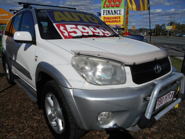 Used Toyota RAV4 Cruiser, Slacks Creek, 2004 Toyota RAV4 Cruiser Wagon