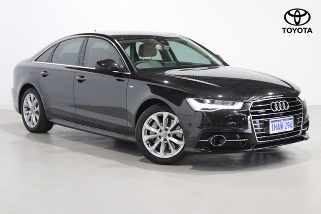 Used Audi A6 S Line S Tronic Quattro, Northbridge, 2016 Audi A6 S Line S Tronic Quattro Sedan