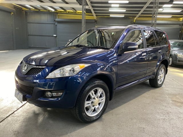 Used Great Wall X200, Cranbourne, 2012 Great Wall X200 Wagon