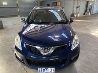 2012 Great Wall X200 Wagon.