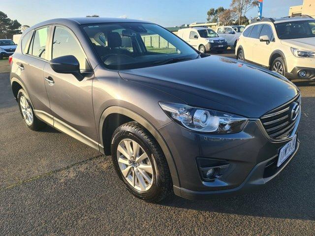 Used Mazda CX-5 Maxx SKYACTIV-Drive AWD Sport, Warrnambool East, 2016 Mazda CX-5 Maxx SKYACTIV-Drive AWD Sport Wagon