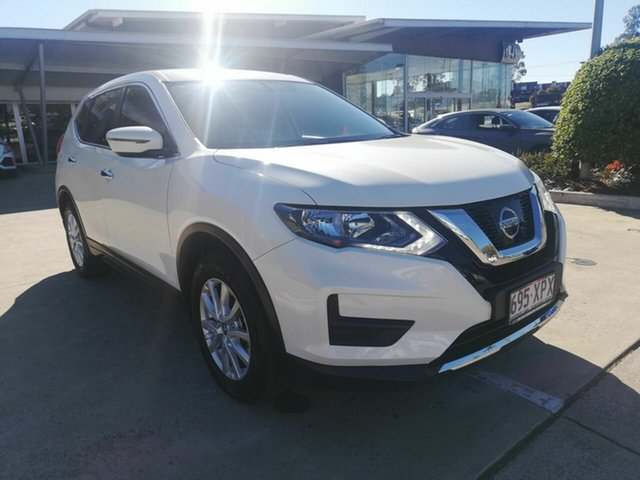 Discounted Used Nissan X-Trail ST X-tronic 2WD, Yamanto, 2017 Nissan X-Trail ST X-tronic 2WD Wagon