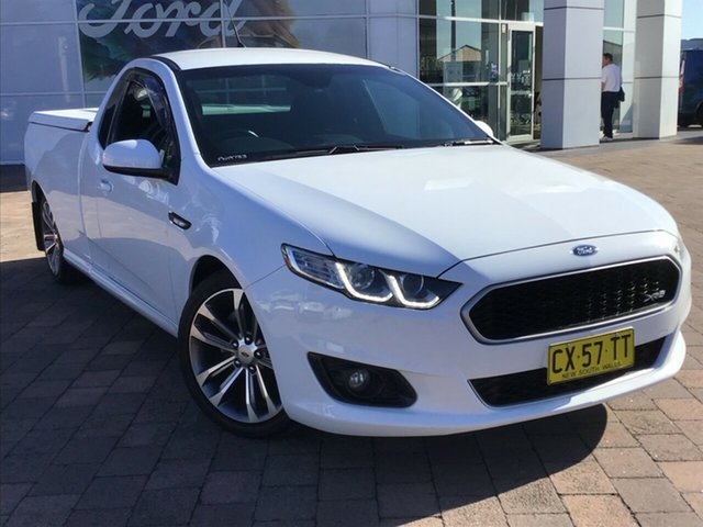 Discounted Used Ford Falcon XR6 Ute Super Cab, Warwick Farm, 2016 Ford Falcon XR6 Ute Super Cab Utility