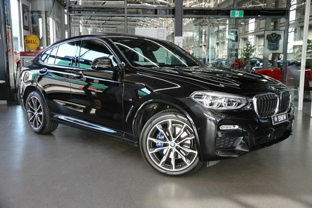 Used BMW X4 xDrive30i Coupe Steptronic M Sport X, North Melbourne, 2018 BMW X4 xDrive30i Coupe Steptronic M Sport X Wagon
